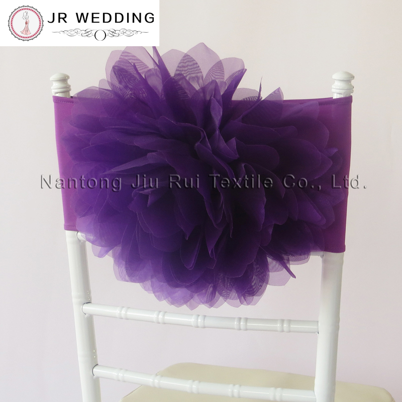 Popular Flower Chair Sash Buy Cheap Flower Chair Sash Lots
