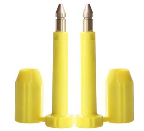 selos de seguranca 7 79 1mm do laco do cabo de stell do recipiente das