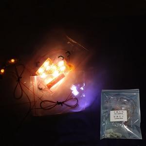 Image 5 - Juego de luces Led para Lego technic 10258 bloques de construcción de Londres, Compatible con 21045 Creator City Blocks, juguetes de regalo (solo luz LED)