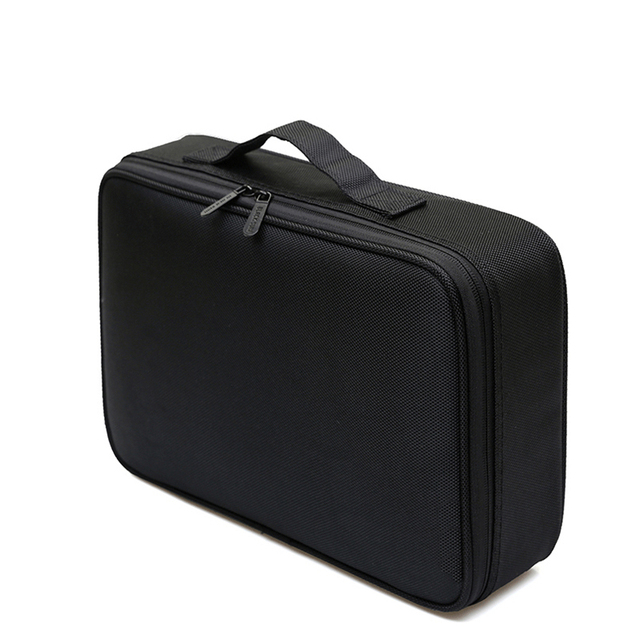 HMUNII Brand Women Cosmetic Bag  5