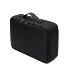 Womens Cosmetic Bag Organizer Portable Makeup Zipper