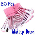 Drop Dhipping Makeup Tool Professional Make up Brush Set Cosmetic Brush Kit Make up Brushes with Roll up Bag