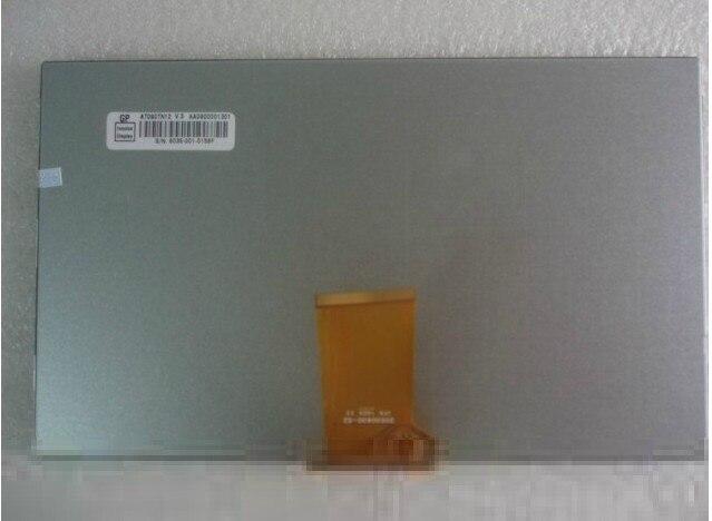 Original original 9 inch AT090TN12 V3 /AT090TN12 V.3, one year warranty original 12 1 inch nl8060bc31 41d warranty for one year