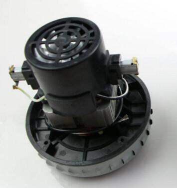 ФОТО 220V 1400W quality pure copper Water absorption device or Vacuum cleaner parts motor 130mm diameter HLX-GS-P25