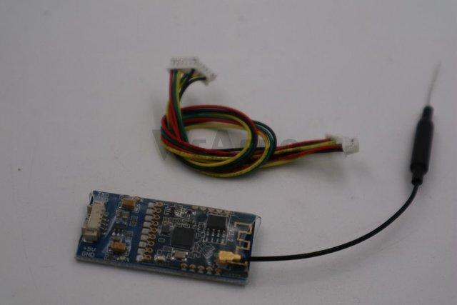 Беспроводной Wi Fi радиоприемник для APM Pixhawk PX4, заменяет традиционный 3DR телеметрический телефон, поддерживает мобильный телефон/компьютер