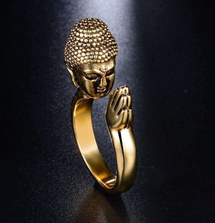 Bague Bouddha thai wai | OkO-OkO