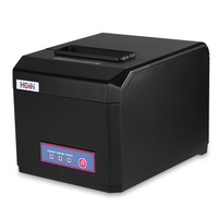 HOIN HOP E801 58/80mm USB/COM/LAN Rich Interface Thermal Printer for POS System Multi language Oil proof Dust proof 300mm/s