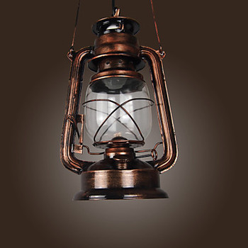 Vintage industrial  kerosene  wall lamp restaurant cafe corridor balcony   iron staircase wall lamp