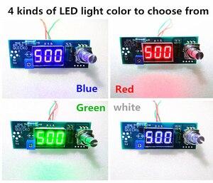 Image 2 - وحدة كهربائية LED سبيكة لحام الرقمية محطة متحكم في درجة الحرارة أطقم بها بنفسك استخدام ل هاكو T12 مقبض الاهتزاز التبديل نصائح