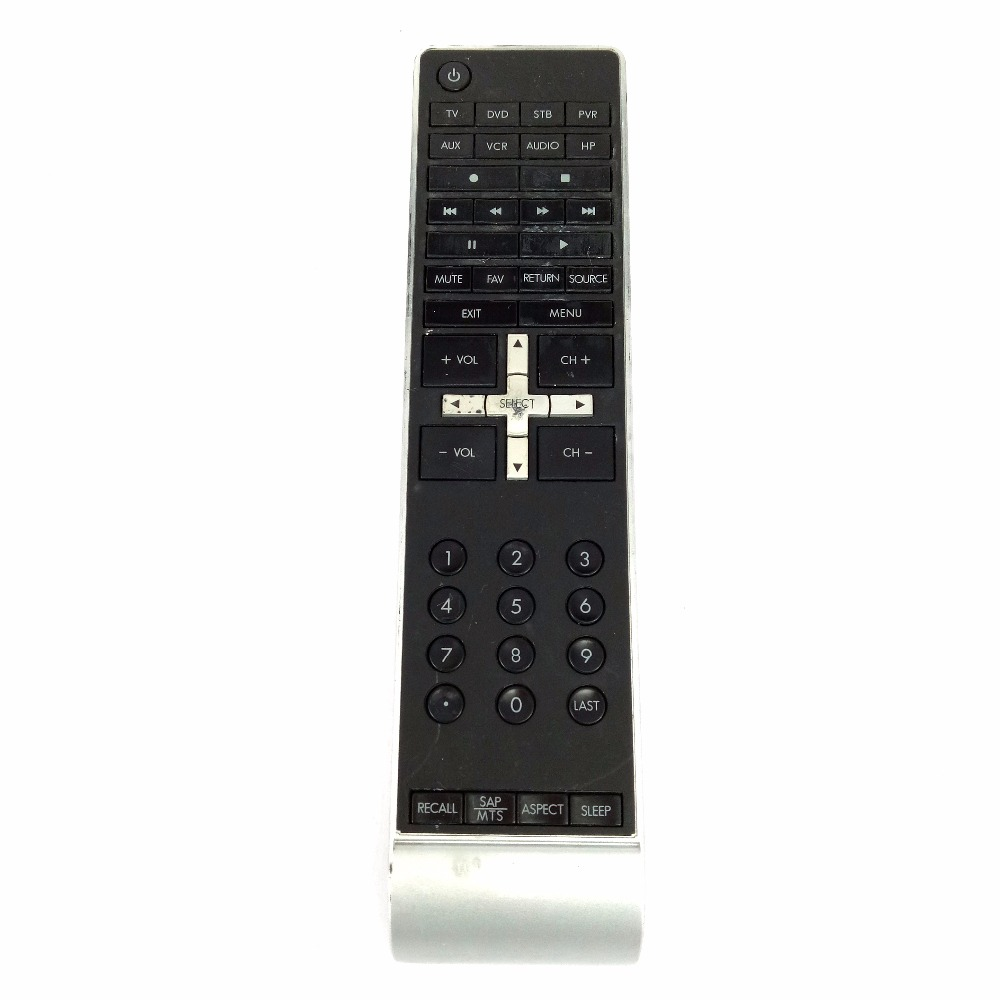 Used Original for HP TV DVD Remote control  RC16948001/00 3d42738i tv remote receiver receives board juc7 820 00047872 used disassemble