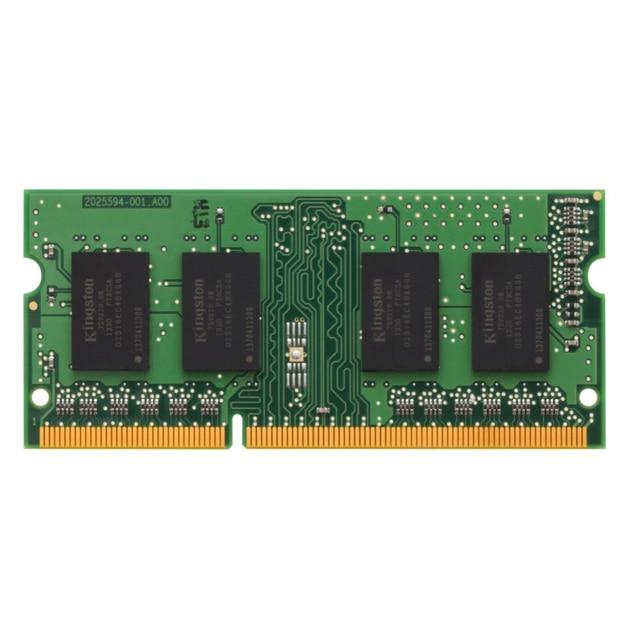 Kingston Technology ValueRAM 4GB DDR3 1333MHz Module 4 GB 1 x 4 GB DDR3 1333 MHz 204 pin SO DIMM