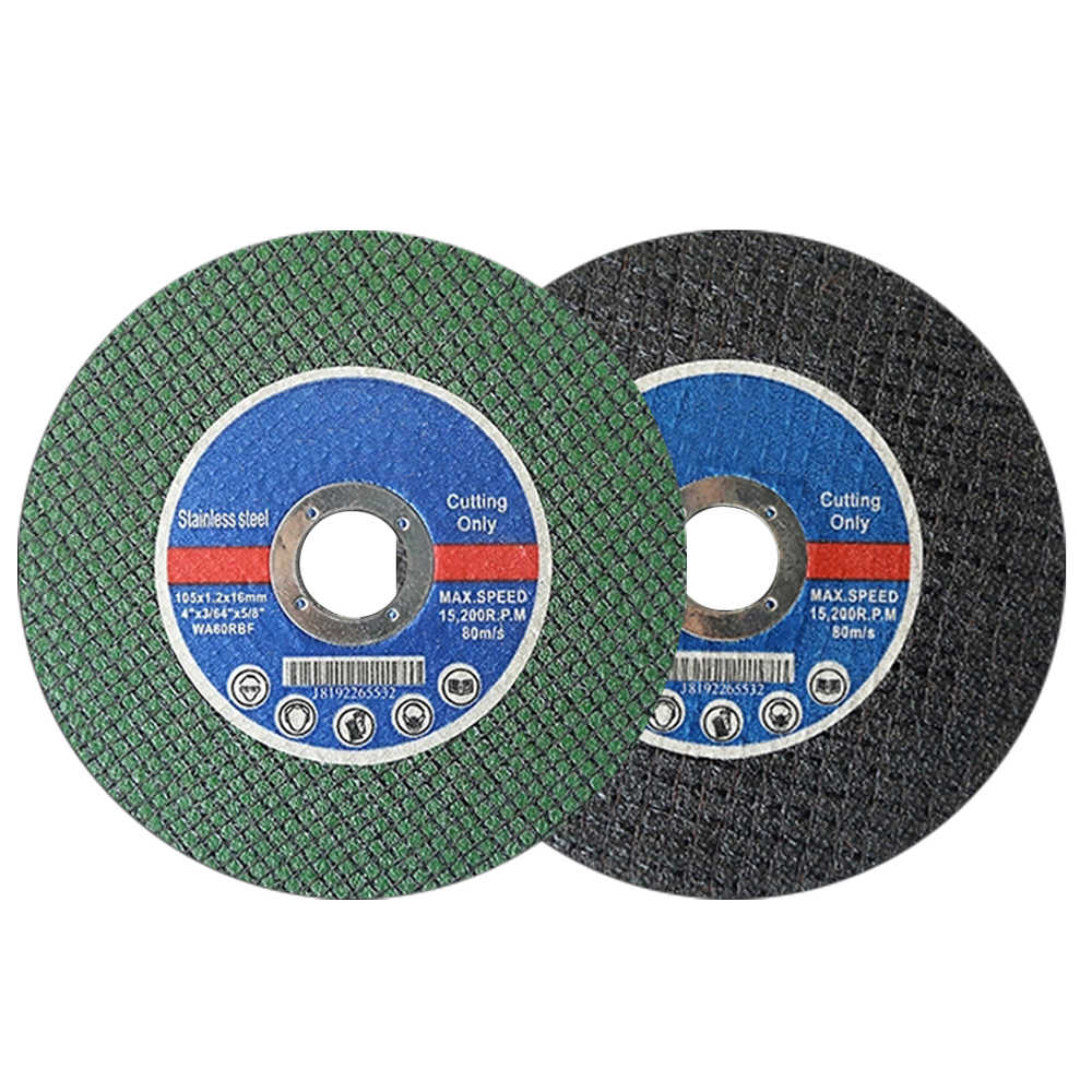 4 Inch 16mm Hole Cutting Disc Grinding Tool Resin Cutting Disc
