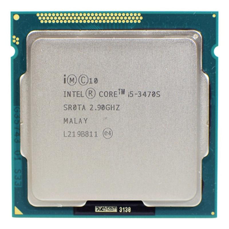 Intel Core i5 3470S  6M 65W LGA 1155 2.9 GHz Quad Core CPU Processor|CPUs| |  -