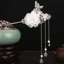 classic vintage hairpin hair accessories princess flower chinese ancient decoration han dynasty wear