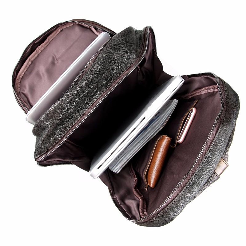 school leather laptop rucksack (10)