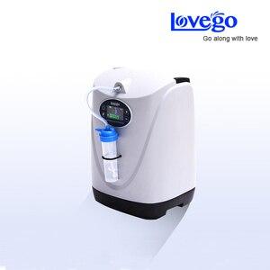 Image 2 - 4 ساعات وقت البطارية أحدث صغير Lovego مكثف الأوكسجين المحمول LG102P