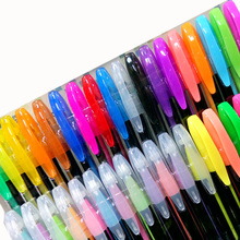 12 24 36 48 Gel Pens set, Color gel pens Glitter Metallic Good gift For Coloring, Kids, Sketching, Painting, Drawing