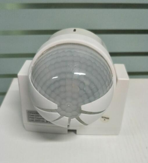 120 Degree 15 M Automatic Adjustable Security Infrared Motion Sensor Switch 110V-220V PIR Detector Wall Mount Outdoor Light Lamp new 180 degree security pir infrared motion sensor detector movement switch white automatic convenient durable