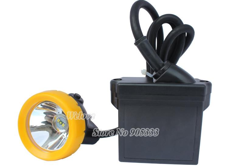 5W Cree LED kalnrūpniecības lampas priekšējā luktura izcila - Portatīvais apgaismojums