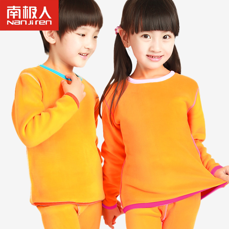 Aliexpress.com : Buy Winter thermal underwear kids children ...