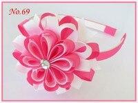 FREE Shipping 16pcs BLESSING Good Girl Modern Style Headband 3 5 B Bird S Nest Hair