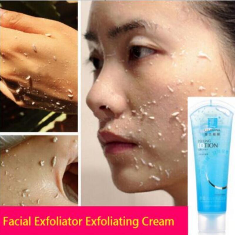 Beauty Face Scrub Body Exfoliating Gel Dead Skin Remover Whitening Moist Deep Cleansing Skin Care