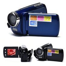 Портативная Домашняя Цифровая видеокамера DV 16x с цифровым зумом HD 1080P с функцией ночного видения, записывающая Цифровая видеокамера
