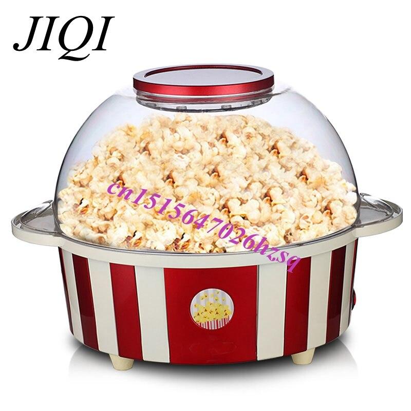 CUKYI Popcorn maker 3mins finishing 5L  large capacity Yield rate 99 percent Nano non-stick coating  popcorn machine popcorn hour с 200