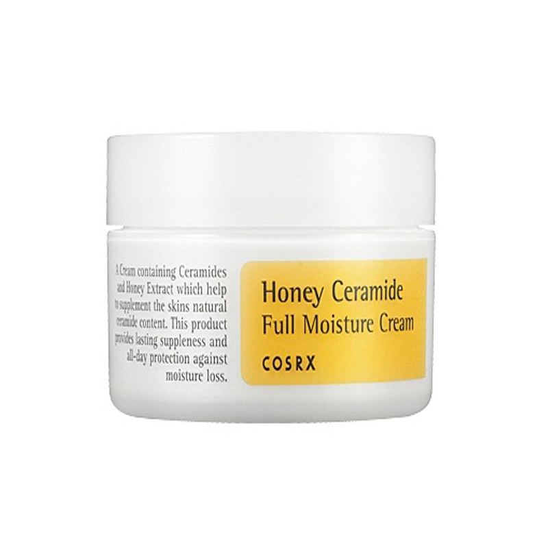Cosrx Honey Ceramide Full Moisture Cream 50ml Face Cream Hydrating Whitening Acne Anti Aging Wrinkle Facial Cream Brighten Skin