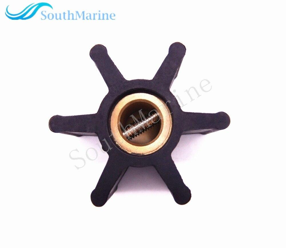 09-806B 803729 875807-0 3586498 4528-0001 8293-0001 104211-42070 Impeller for Jabsco / Johnson / Volvo Penta / YAMAR Engine Pump