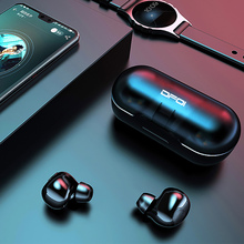 New Bluetooth V5.0 Headset Tws Mini Wireless Headphones Earphones For iPhone X Xs Xs Max Xr 7 8 Plus Noise Canceling Headphone