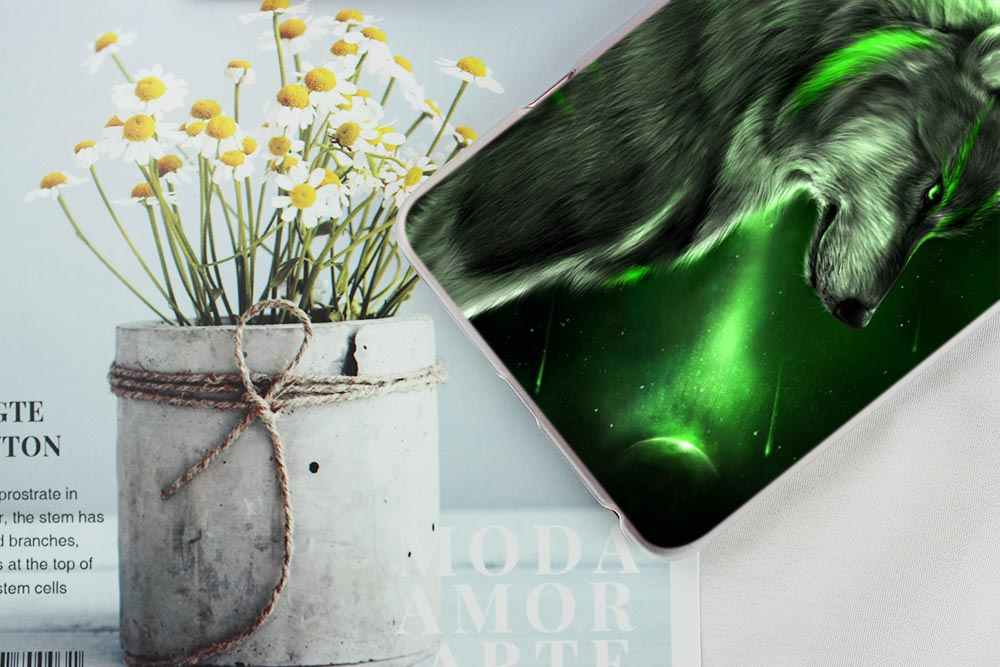 Fantasi Serigala untuk LG Q6 Yang G7 G6 G5 G4 G3 V30 V20 K8 K8 K10 2018 K10 k8 Stylus 2017 Stylo 3 M700 Cover
