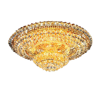 hot selling lustres contemporary chandeliers crystal lamp of living room lights gold\/chrome chandelier