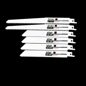 """Image 5 - ใบเลื่อยลูกสูบสำหรับ Bi   โลหะโลหะตัดไม้ใบมีด 6 """"และ 8"""" Jig ใบมีด Saber"""