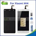 Новые Оригинальные Запчасти Для Xiaomi Mi 4 M4 Mi4 ЖК-Дисплей + Сенсорный Экран Digitizer Замена Ассамблея Черный Белый + Инструменты