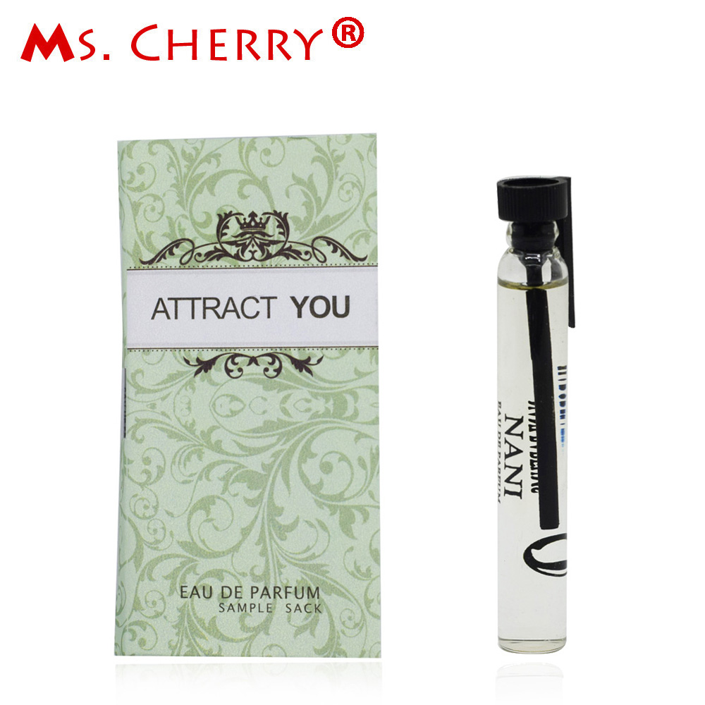 3ml Portable Liquid Perfume Women Deodorant Fragrance Long-lasting Scent Antiperspirant MH022-15