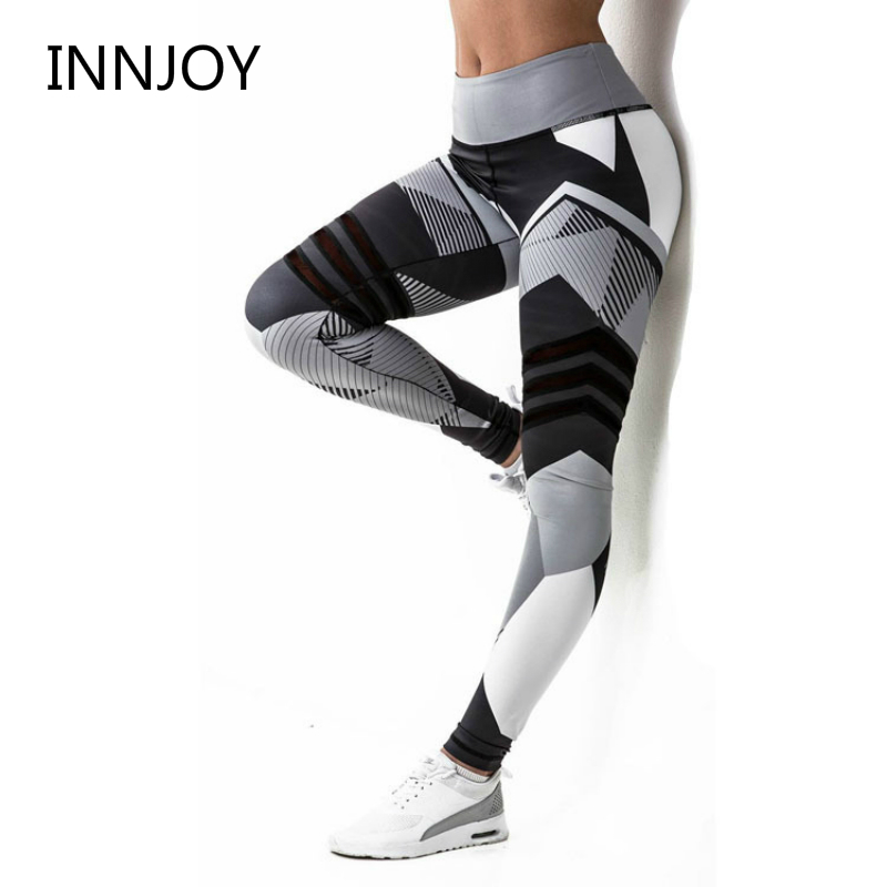 High Waist Print Leggings Women Sexy Hip Push Up Pants Fitness Legging Jegging Gothic Sporting Leggins Jeggings 2019 Fashion