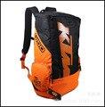 2016 новое прибытие KTM рюкзак мотоцикл езда сумки, мода открытый мотоциклист оборудование пакет 47 см * 31 см * 11 см
