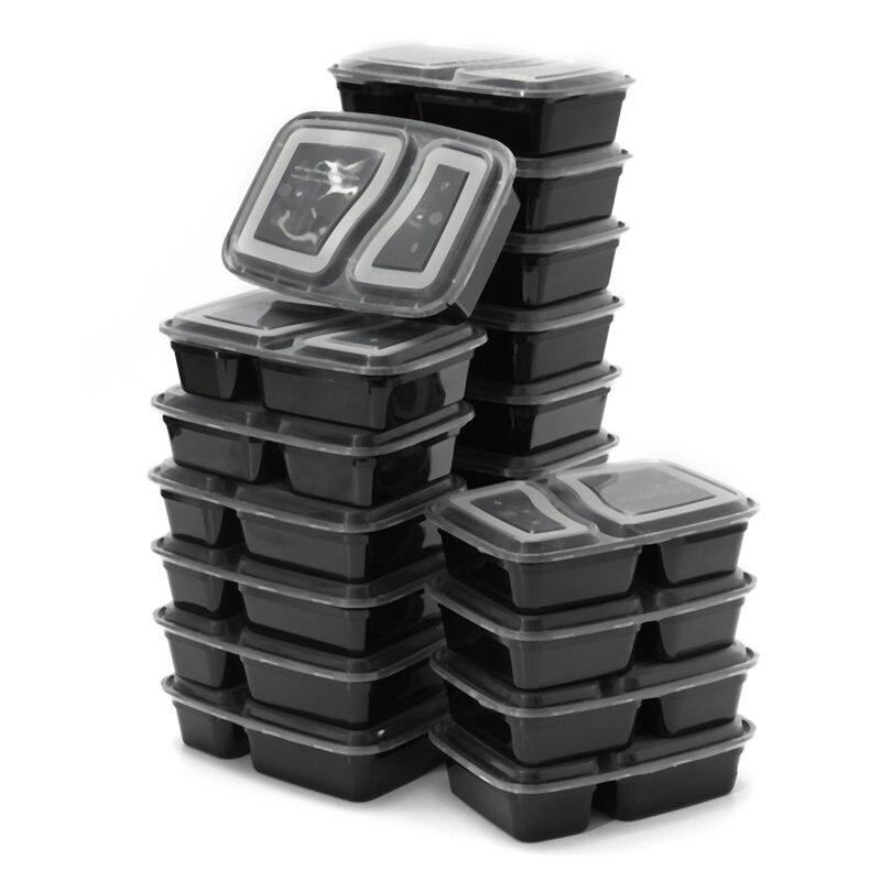 compra contenedores de comida desechables online al por mayor de china mayoristas de. Black Bedroom Furniture Sets. Home Design Ideas