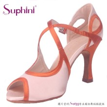 Free Fast Shipping Suphini New Style Dance Shoes Latin Woman Latin Salsa Dance shoes
