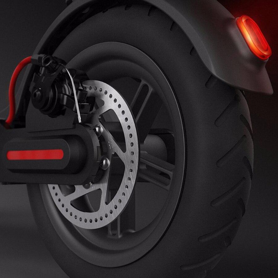 Original XIAOMI QICYCLE SCOOTER électrique pliant portable mini loisirs 8.5 pouces 250 w moteur intelligent scooter cinétique récupération d'énergie - 6