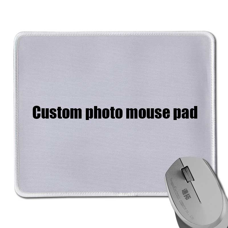 New Brand Large Size DIY Custom Mousepad Durable Lock Edge Rectangle Mice Mat Gamer Gaming Speed Optical Mouse Pad Desk Mats