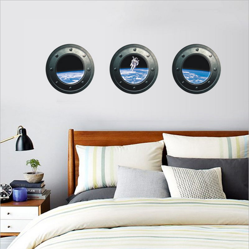 Online buy wholesale space decoration from china space for Outer space home decor