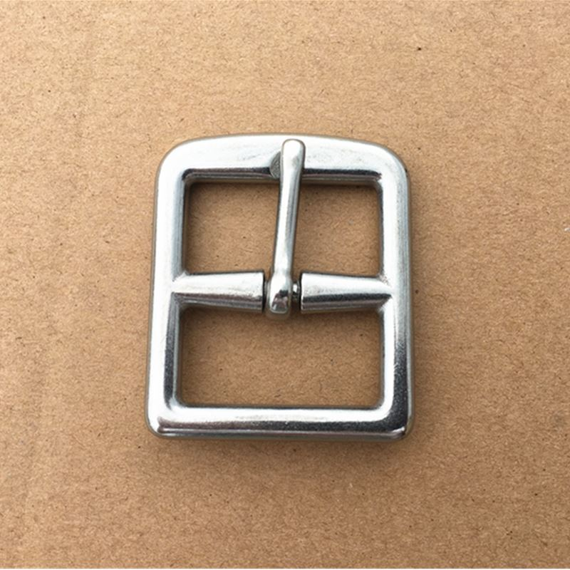 30Pieces/Lot Stainless Steel Pin Buckle For Garment Bag  34mm Belt Buckle  W003