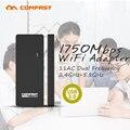 Dual Band 802.11ac 1300 Мбит 450 Мбит Comfast 5 ГГц WiFi USB 3.0 Адаптер Беспроводной Adapter_for Windows 7 8Wi Fi Адаптер CF-917AC