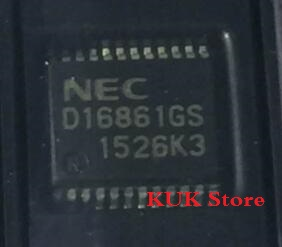 NEW GOOD D16861GS UPD16861GS SSOP24 10PCS LOT