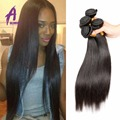 Mink Brazilian Virgin Hair Straight 3 Bundles Unprocessed Human hair Virgin Straight Hair Bundles Deal Brazilian Hair Straight