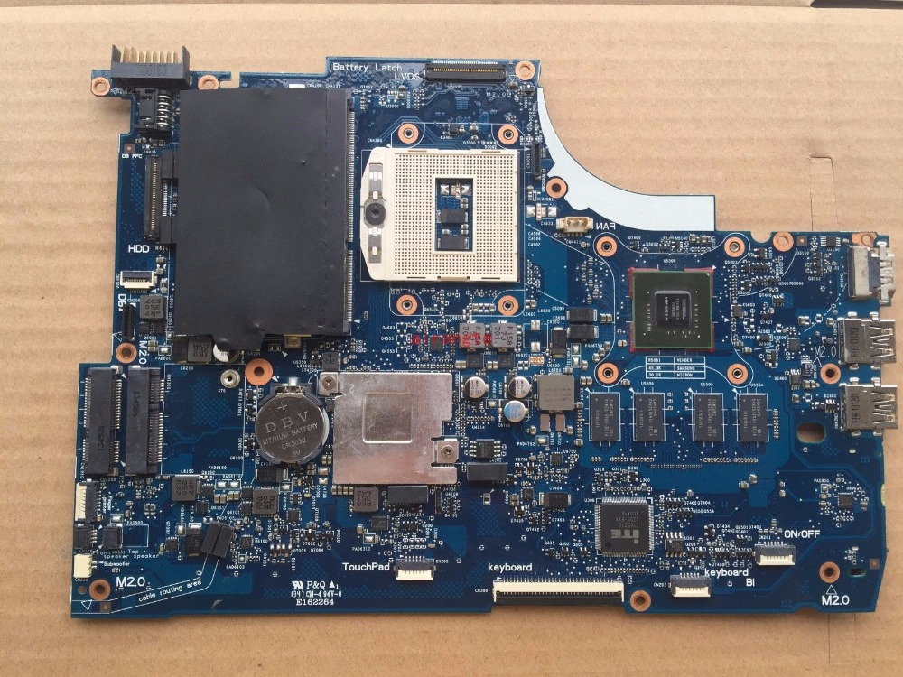 Laptop motherboard 746447-501 Fit for Envy15 HM87 740M/2G 746447-001 Notebook system board
