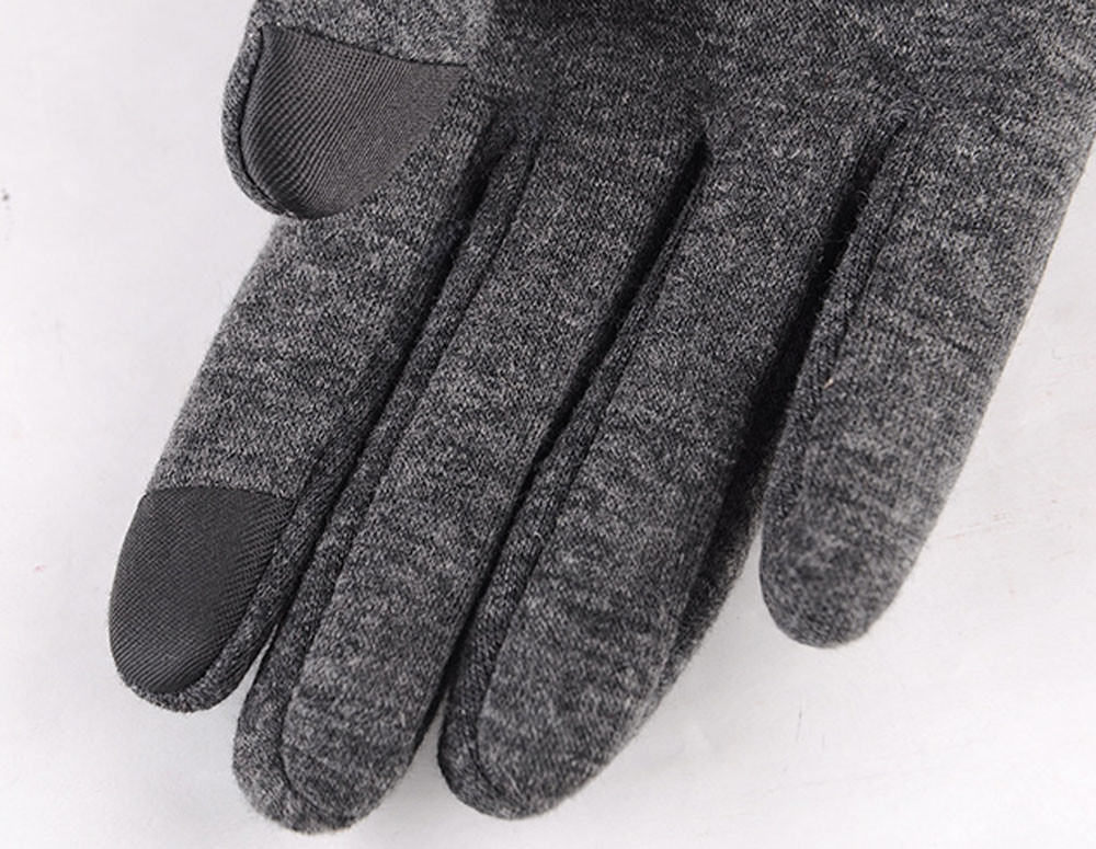 FEITONG Fashionable and Warm Women Touch Screen Gloves with a Special Conductive Fiber Allowing to Full Navigation Control of Touch Screen Device 4