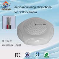 SIZHENG COTT-QD28 CCTV audio microphone security surveillance accessories for CCTV camera